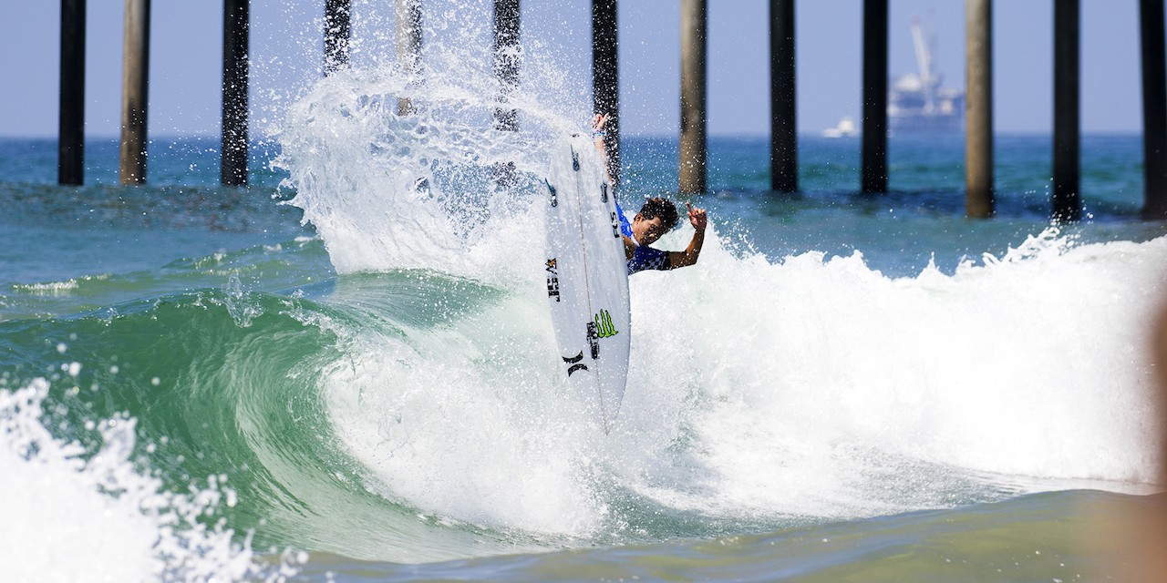 SURF 2014 US OPEN OF SURFING