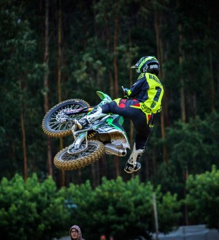 Monster Energy Interviews Hugo Basaula