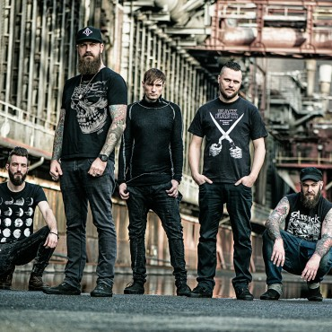 Band Imagery of Caliban 2016