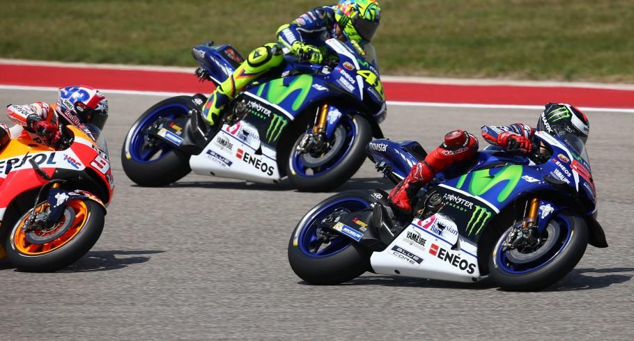Jorge Lorenzo at MotoGP Austin, Texas