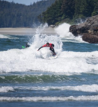 Action, LIfestlye and Ambient photos from the 2016 Rip Curl Pro in Tofino, BC