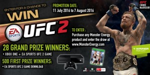 Promotion, UFC 2, EA Sports, XBOX One, Promo, Australia