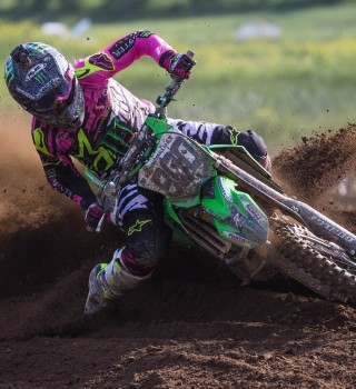 2016 Canadian Motocross Nationals Round 1 in Kamloops, BC