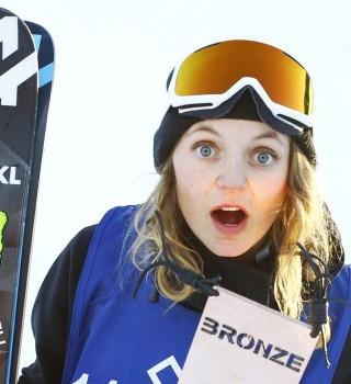 Emma Dahlstrom Earns Bronze in X Games Oslo Women`s Ski Big Air