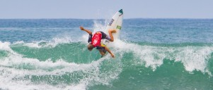 jhony Corzo national champion Jr at VANS Surf Open Acapulco