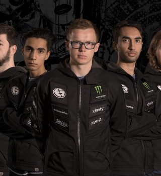 Evil Geniuses at The International 2016