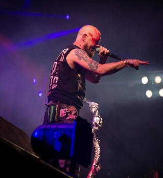 Live and ambient shots taken from the Five Finger Death Punch show at Heavy Montreal music festival 2016.