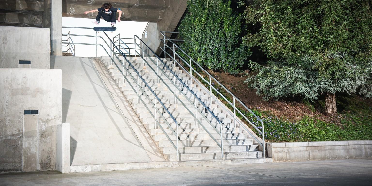 2016 Skate | Kyle Walker - Surveillance REAL Skateboard Thrasher Magazine Video Part
