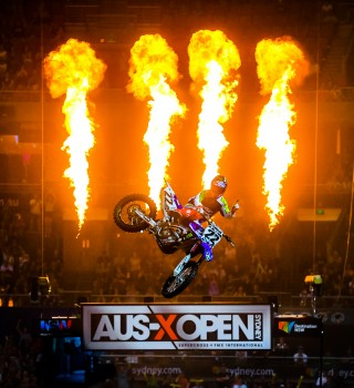 AUS-X Open Sydney 2016 Day 2 Chad Reed