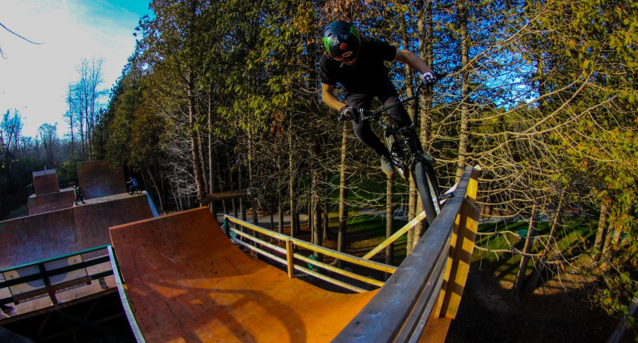 Mike Varga action shots for Vargaland edit
