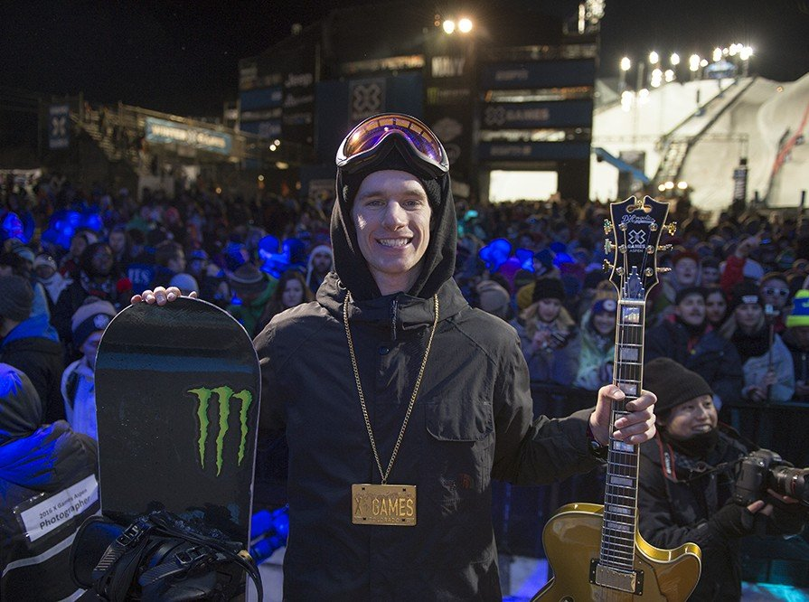 Max Parrot takes gold at 2016 Winter X Games