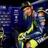 Valentino Rossi at the 2017 Movistar Yamaha launch and general photoshoot
