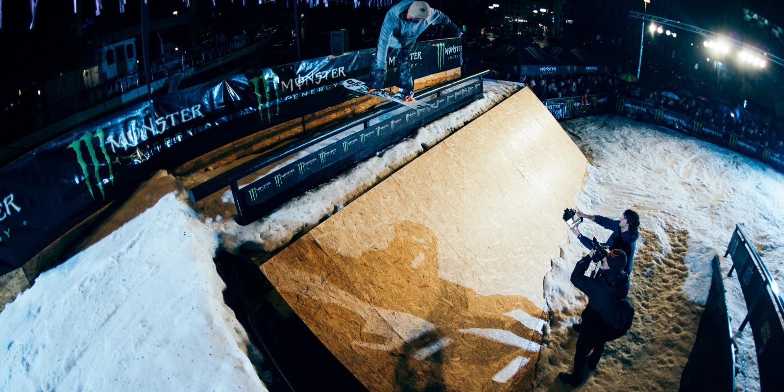Carnival Snowboard Session 2016 in Rijeka