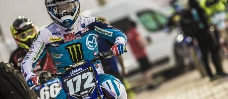 Brent Van Doninck at the 2017 Grand Prix of Qatar
