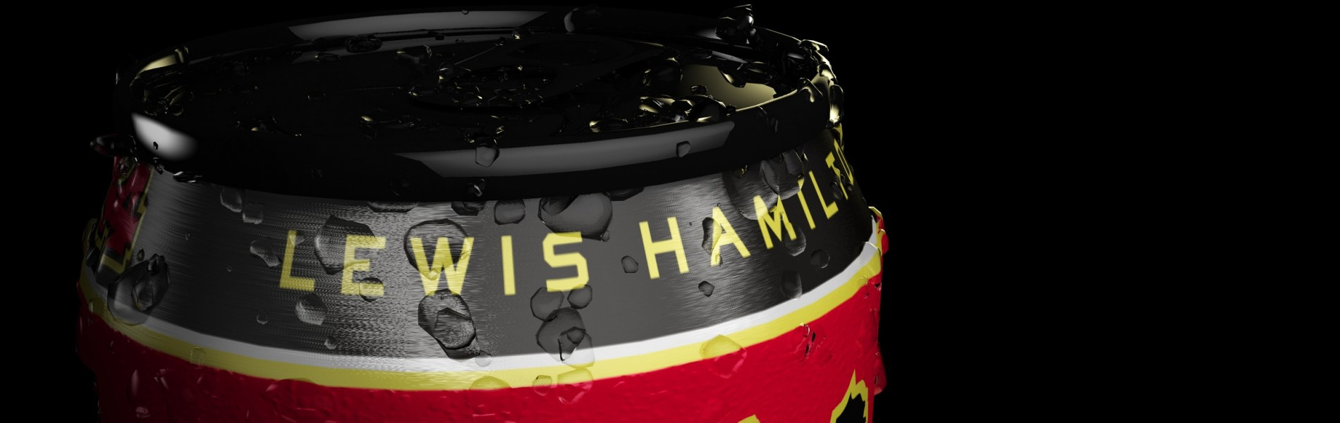 Preview of Lewis Hamilton's 2017 signature can