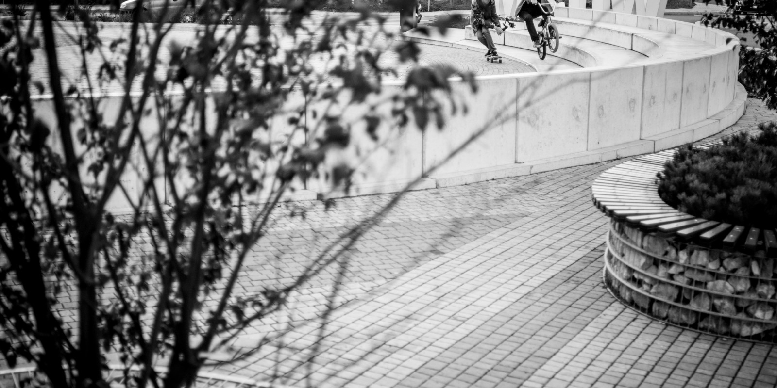 Lost In BMX series - episode 4 / Krakow, Poland