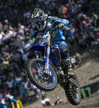 Jeremy Van Horebeek at the 2017 Grand Prix of Argentina
