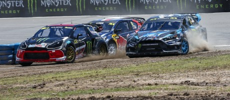 Sunday images from the 2016 World RX of Argentina