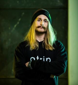 Halldor Helgason x Studio portrait