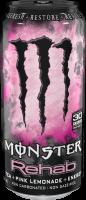 Pink Lemonade + Energy