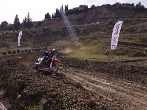 Photos from the 3rd round of National MX Championship feat. Monster Energy MX rider Panagiotis Kouzis