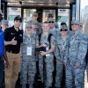 NASCAR Troops to the Track brings Airmen from Luke Air Force Base to Phoenix International Race way for the first Monster Energy NASCAR race of the season.