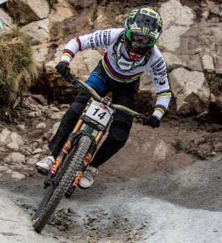 British Downhill Series Round 2