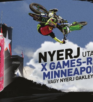 2017 Q2 X-Games Minneapolis promotion in Hungary