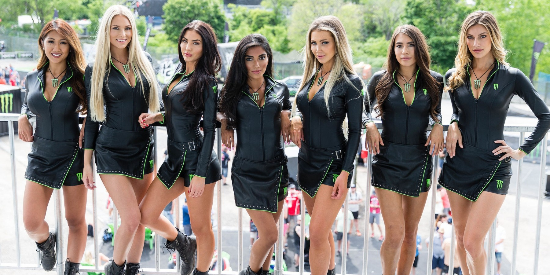 Monster Girls At F1