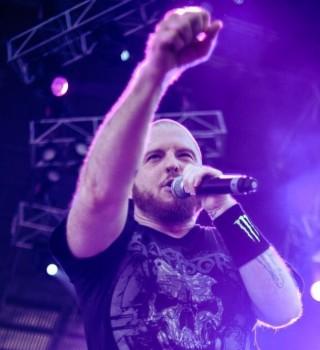 HateBreed live at Resurrection Fest