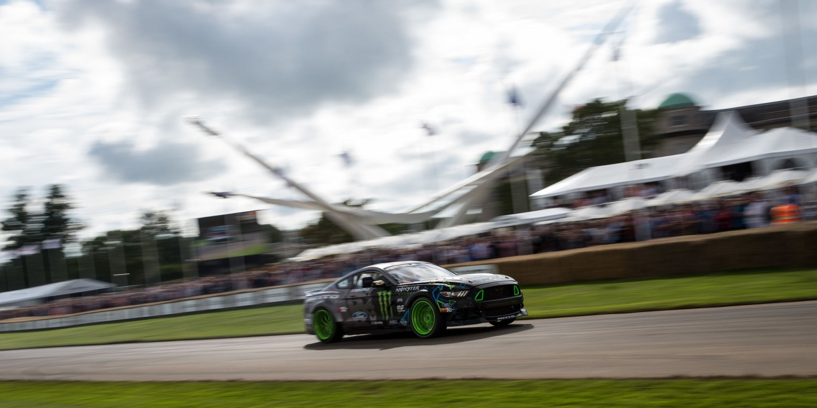 Images from Thursday at Goodwood Festival of Speed 2016