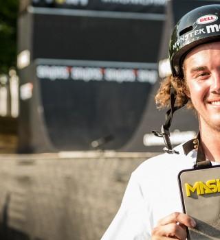 BMX Best Trick Contest at Munich Mash with Pat Casey