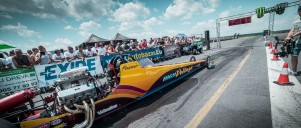 Power Fest Bolkovice - sprint drag car championship
