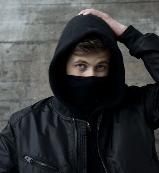Press photos of Alan Walker for digital one time use only for SXSW 2017 gaming closing party announcement via monster music and main channels (web, facebook, twitter and instagram)