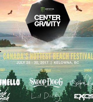 Web hero for Center of gravity 2017 event page.