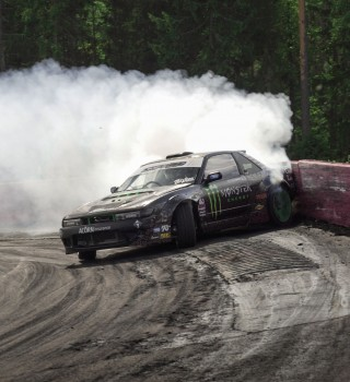 Images from the 2017 Drift GP of Sweden