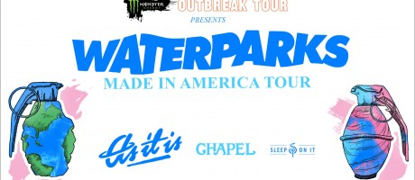 Waterparks Monster Energy Outbreak Tour