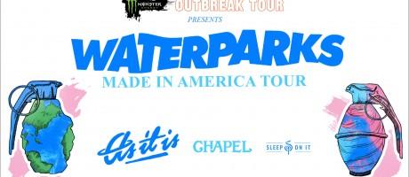 Waterparks Monster Energy Outbreak Tour