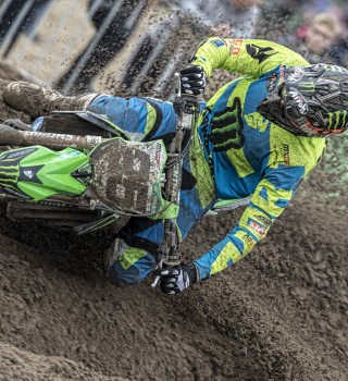 Clement Desalle at the 2017 Grand Prix of Belgium