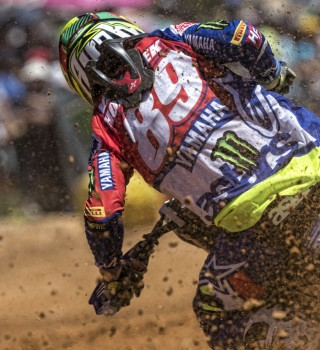 Jeremy Van Horebeek at the 2017 Grand Prix of Portugal