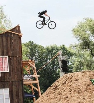 MTB race FFT Slopestyle 2017