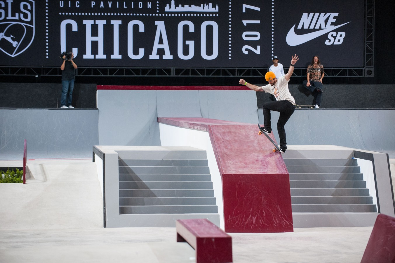 Image from the 2017 Street League Series in Chicago, IL