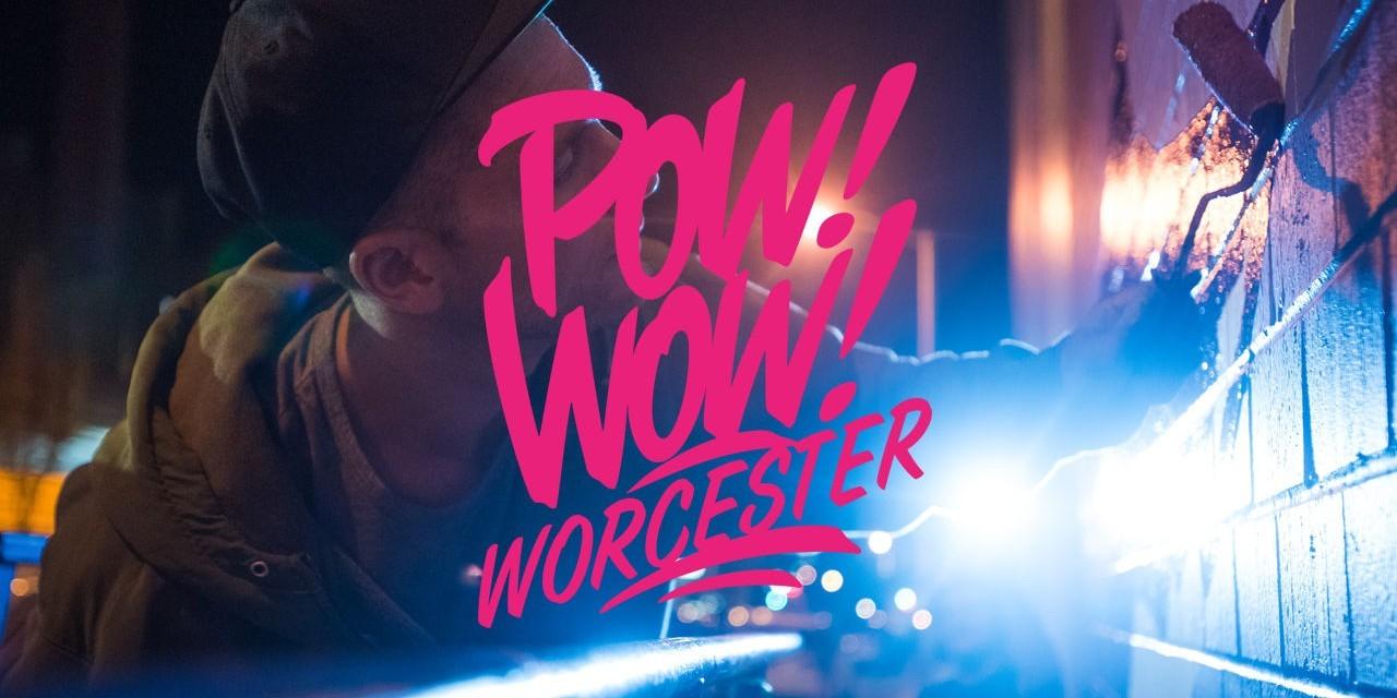 Pow! Wow! Worcester art assets