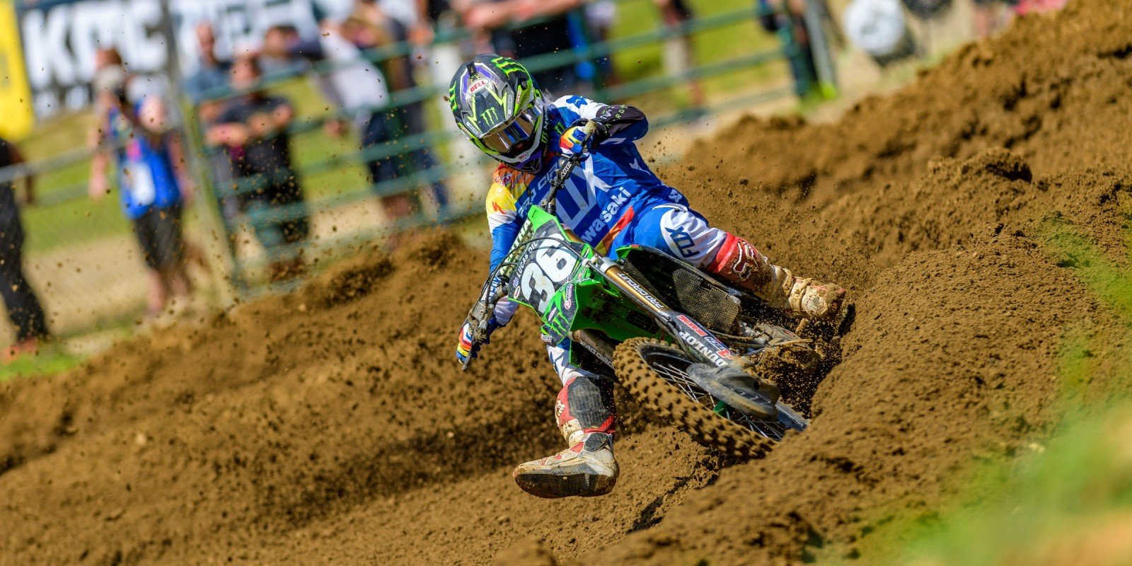 The 2017 Lucas Oil Pro Motocross Championship is almost complete, as this weekend's 2017 Budds Creek MX marks the eleventh round of the series.