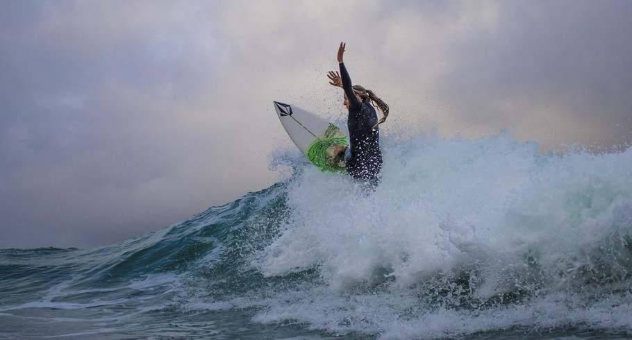 Surf QS event in France