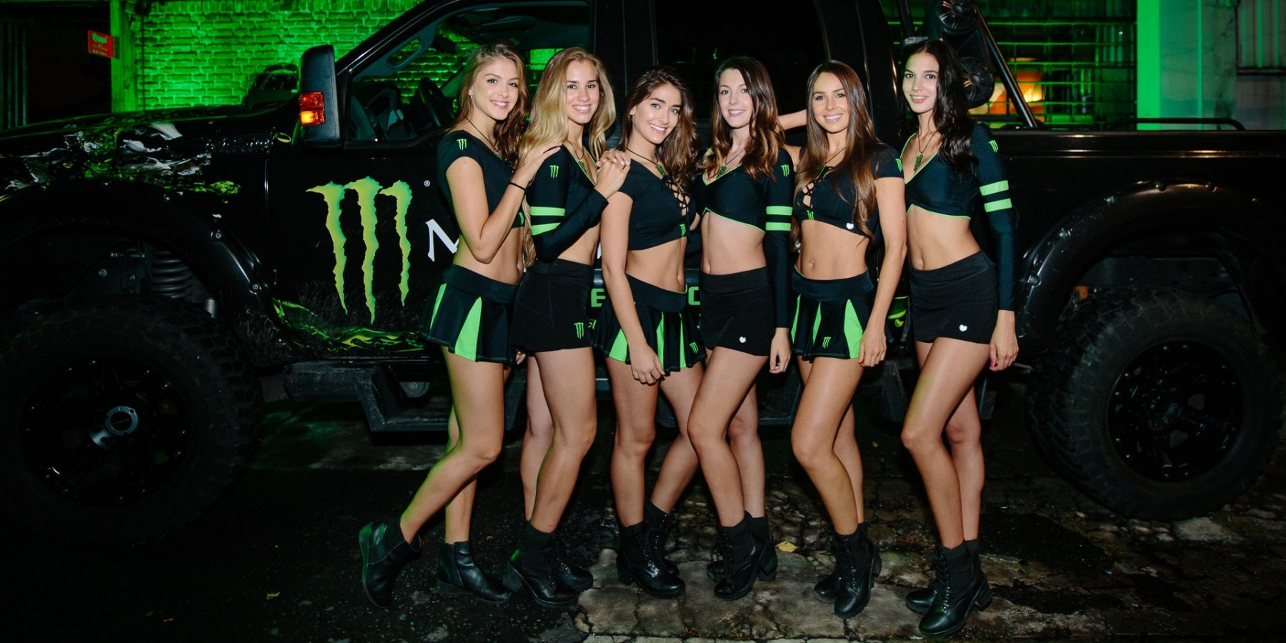 Fight Night Mexico City fueled by Monster Energy