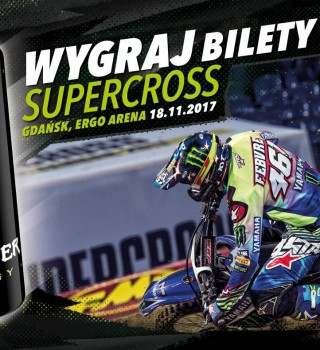 2017 Promotion artwork - Supercross King of Poland in Gdansk, Poland