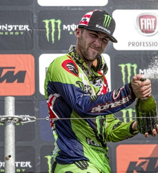 Eli Tomac at the 2017 Grand Prix of USA