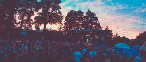 Two days punk rock festival in Volyne, Czech Republic