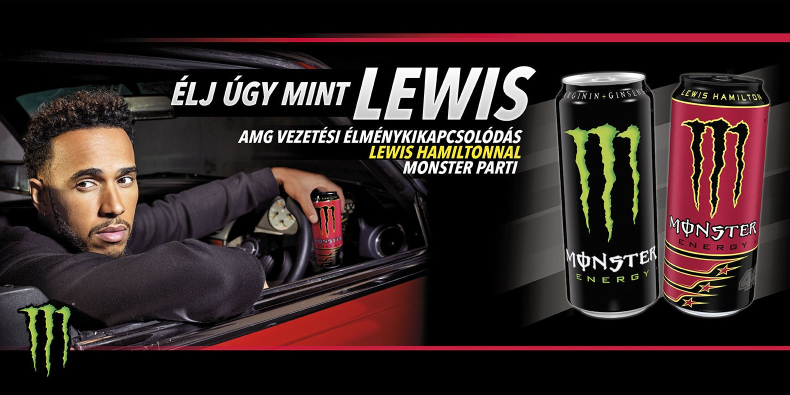 Artwork for Live Like Lewis Q2 Promotion in Hungary